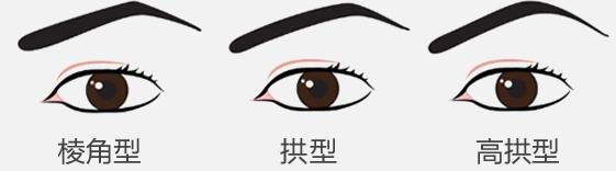 个性设计眉型二